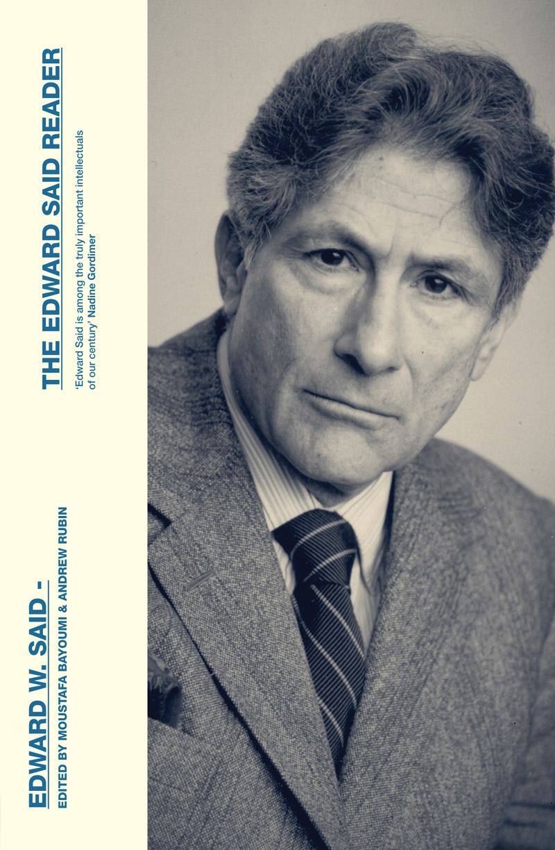 edward said the social encyclopedia edward said granta books 39edward said39 leif podhajsk