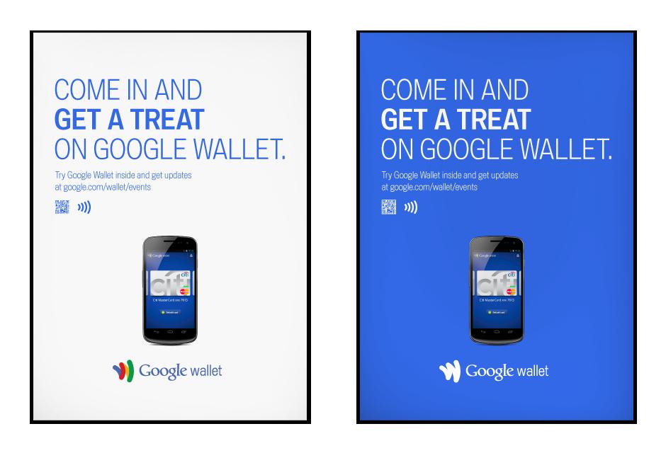 Google Wallet - Les Griffith