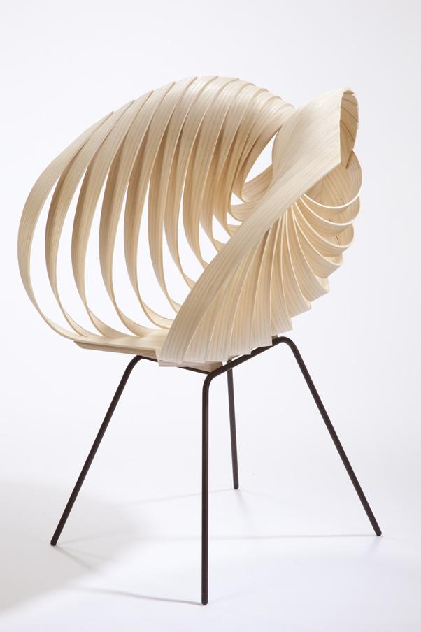 Yumi Chair - Kishimoto Design